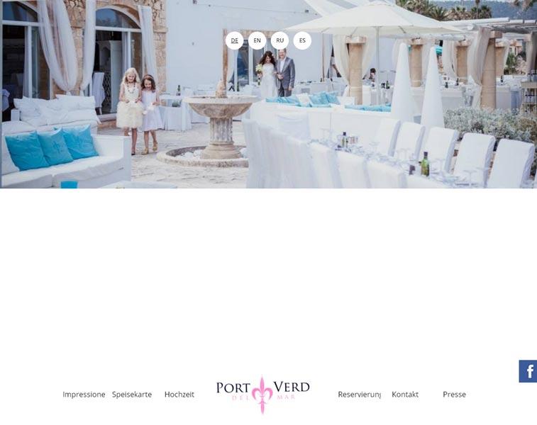 Port Verd del Mar<br />Layout, Programmierung, Webservices<br />www.portverd-delmar.com