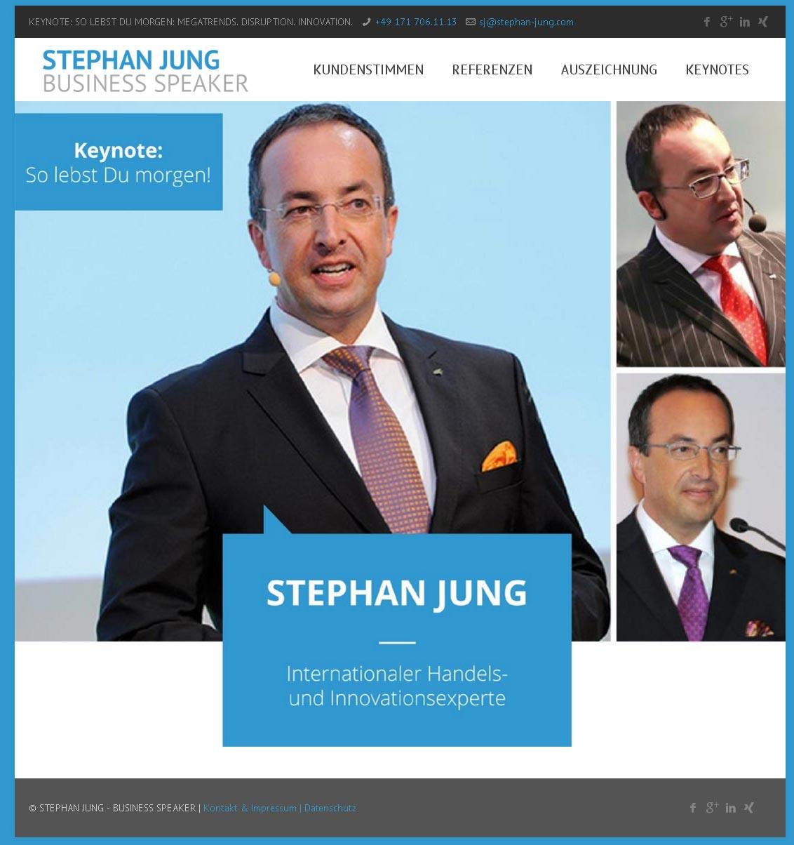 InoventiQ Group UG Entwicklung der CI, Grafik & Layout für Online www.stephan-jung.com